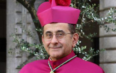 La POSL si mobilita per la visita dell'Arcivescovo Delpini