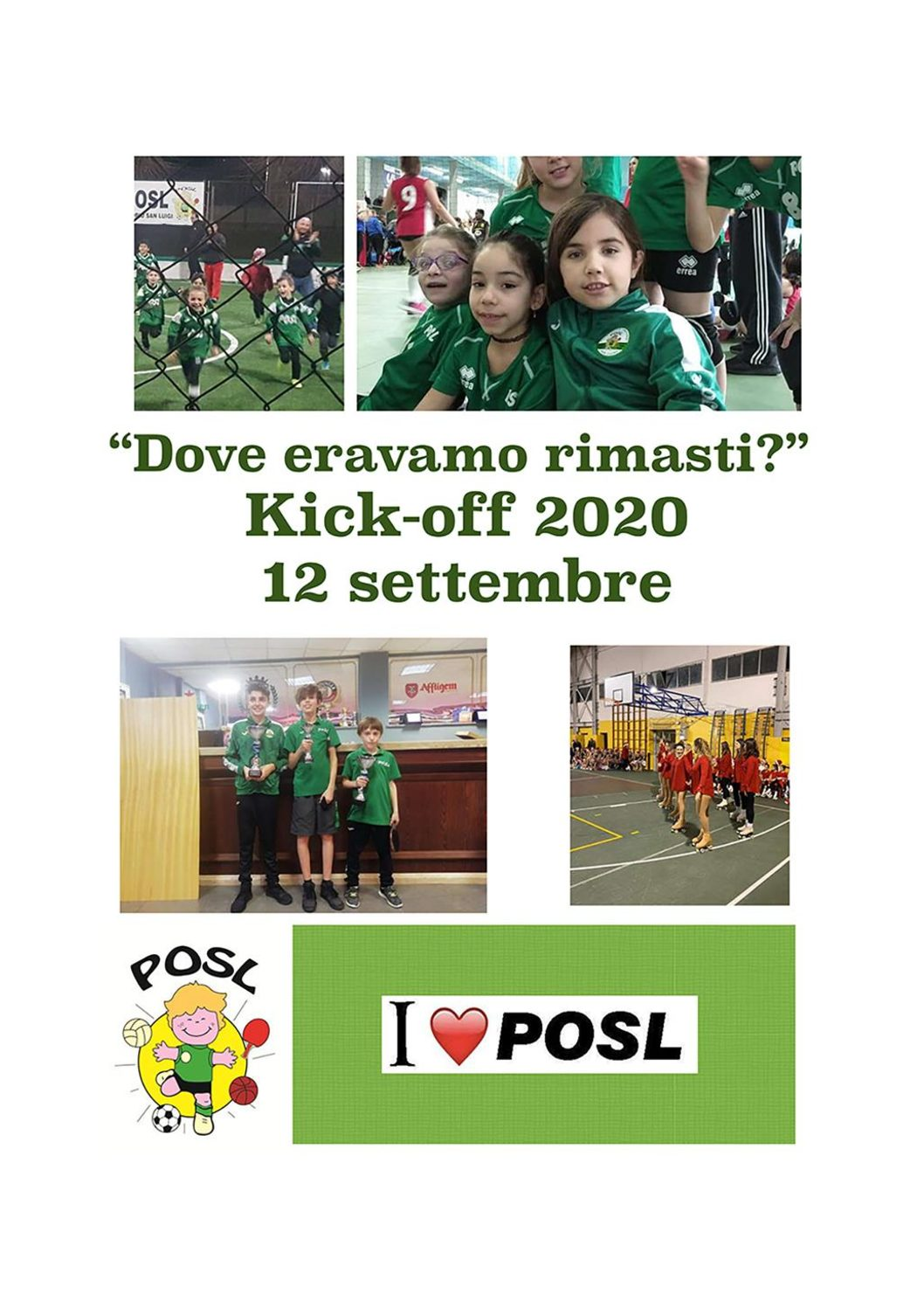 Kick Off 2020: dove eravamo rimasti?